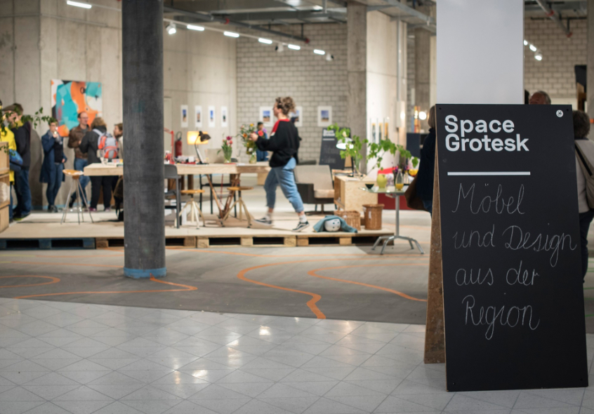 BaleoErlenmatt_space_grotesk_Event